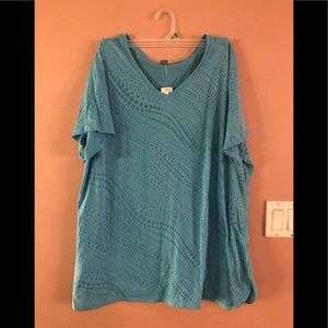 Avenue Plus Size Top!! 26/28 NWT!!